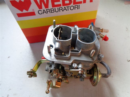 Picture of carburettor WEBER 32 34 DMTR