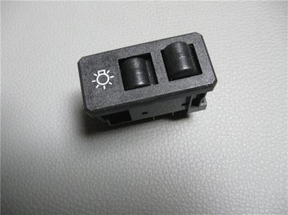 Afbeeldingen van hoofdlichtschakelaar op dashboard 1500 tot 10 / 1982