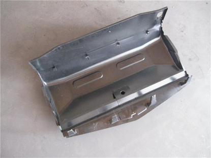 Picture of nose / radiator panel, trunk panel, front