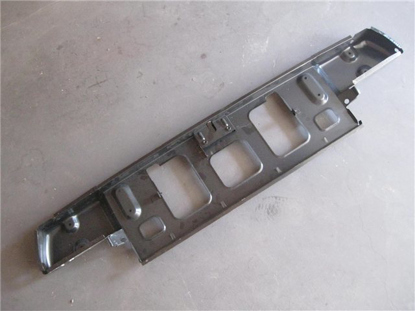 Picture of rear panel, inner
