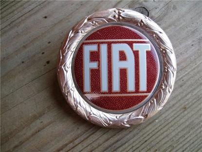 Afbeeldingen van FIAT embleem
