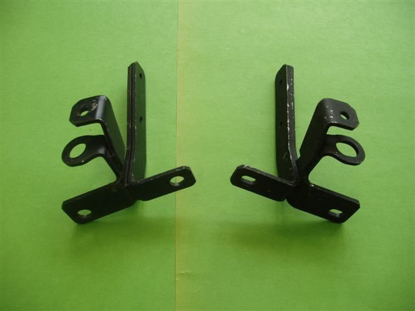 Picture of front bumper mounting bracket, left, 1300