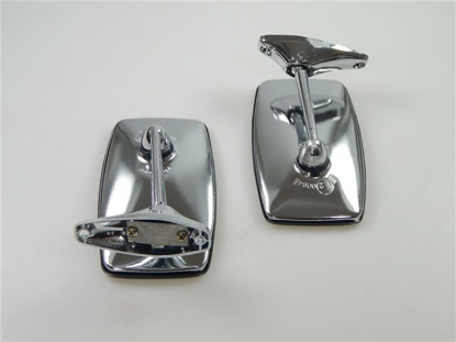 Picture of mirror 1300, chrome coated