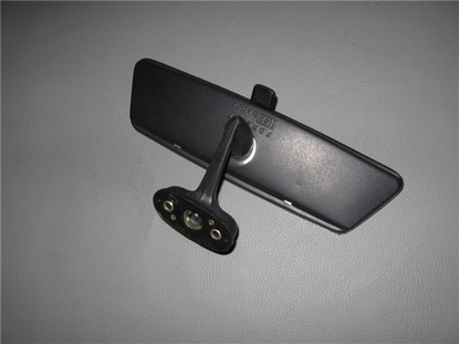 Picture of rear mirror