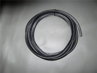 Picture of rubber windshield