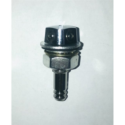 Picture of washer jet nozzle 1300, chrome