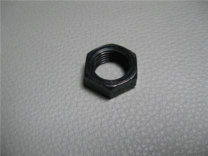 Picture of windshield wiper post bezel nut