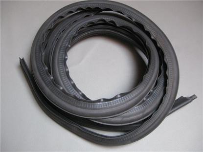 Picture of rubber bagageruimte voorzijde