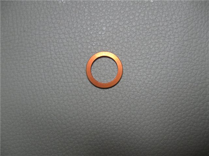 Picture of clutch slave hose washer