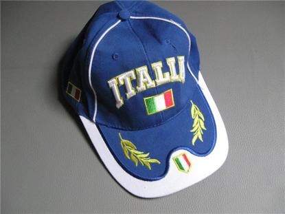 Picture of cap Italia, blue