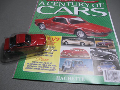 Picture of Century of Cars, 1:43