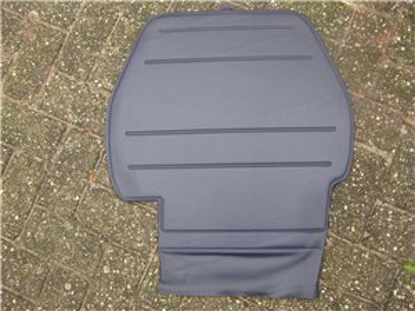 Picture of spare wheel cover, blue