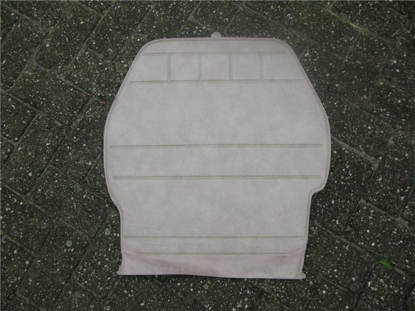 Picture of spare wheel cover, liver