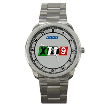 Picture of watch X 1/9, grey, with 1300 logo