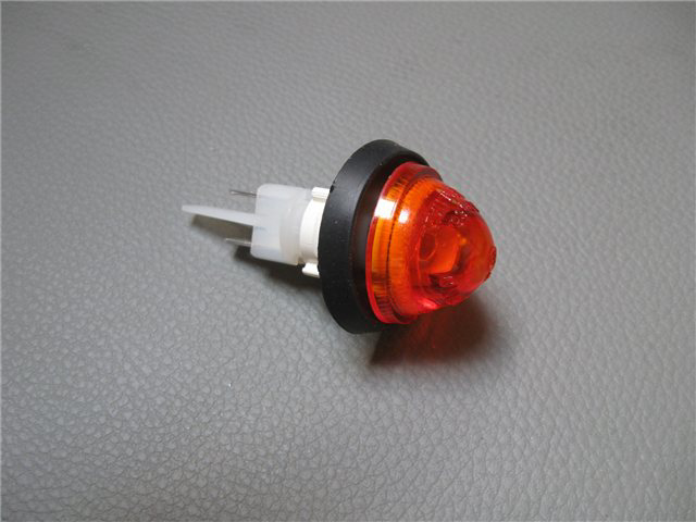 Afbeeldingen van knipperlichtbolletje voorscherm