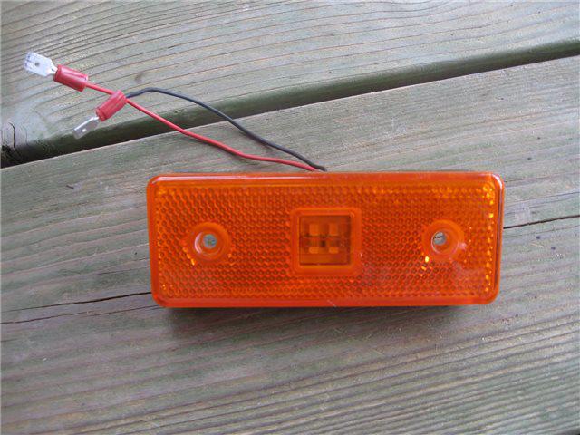 Afbeeldingen van zijknipperlicht, LED, oranje