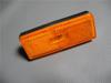 Afbeeldingen van zijknipperlicht, oranje, USA model