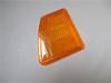 Afbeeldingen van glas achterlicht, links, oranje