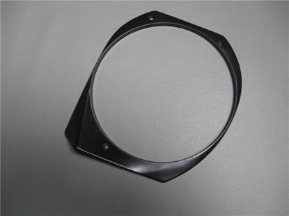 Afbeeldingen van bevestigingsring koplamp, rechts, zwart