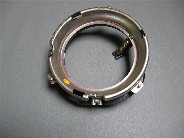 Afbeeldingen van koplamp bevestigingsring/steleenheid links