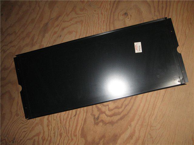 Afbeeldingen van vloer bagageruimte achterzijde, boven