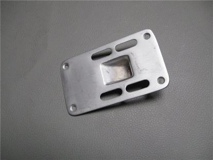 Afbeeldingen van aluminium houder haak targadak in targabeugel