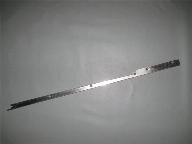 Afbeeldingen van RVS strip zijkant targadak, rechts
