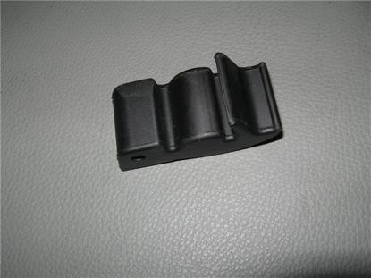 Afbeeldingen van rubber targadak in bagageruimte (zijkant)
