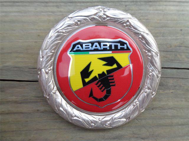 Afbeeldingen van ABARTH X 1/9 embleem