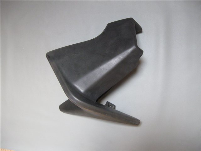 Afbeeldingen van spoilerhoek voorbumper 1500, rechts