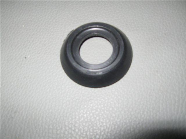 Afbeeldingen van ring onder raamslinger 1300, zwart