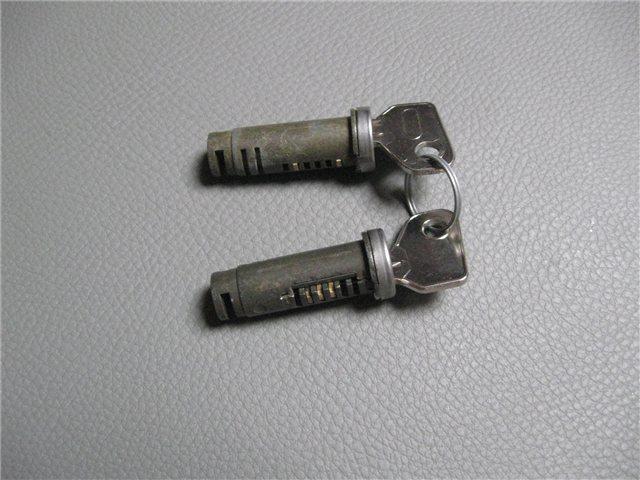 Afbeeldingen van cilindersloten portier