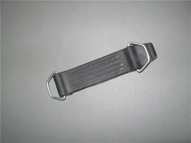Afbeeldingen van rubber t.b.v. bevestigen krik