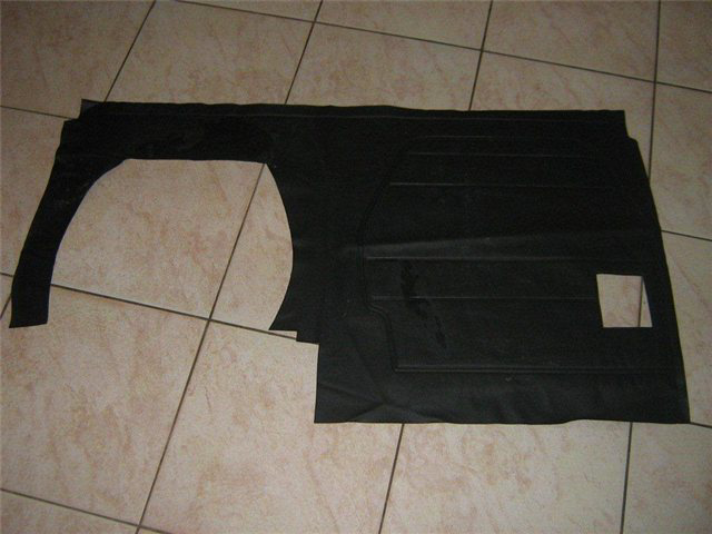 Afbeeldingen van bekleding achterwand, zwart