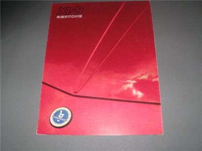 Afbeeldingen van Bertone X 1/9 1987, Duits