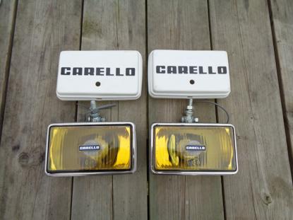 Afbeeldingen van CARELLO mistlampen