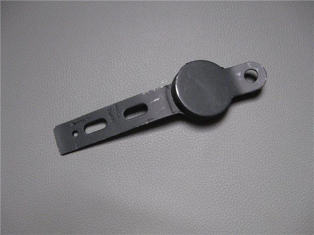 Afbeeldingen van verbindingsstrip met rubber voor schakelstang