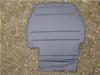 Afbeeldingen van deksel reservewiel, blauw