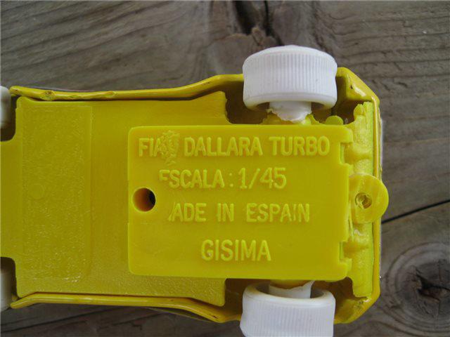 Afbeeldingen van GISIMA Dallara 1/45