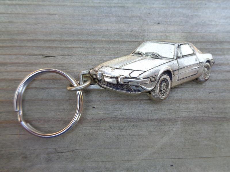 Afbeeldingen van sleutelhanger, metaal, 45 mm